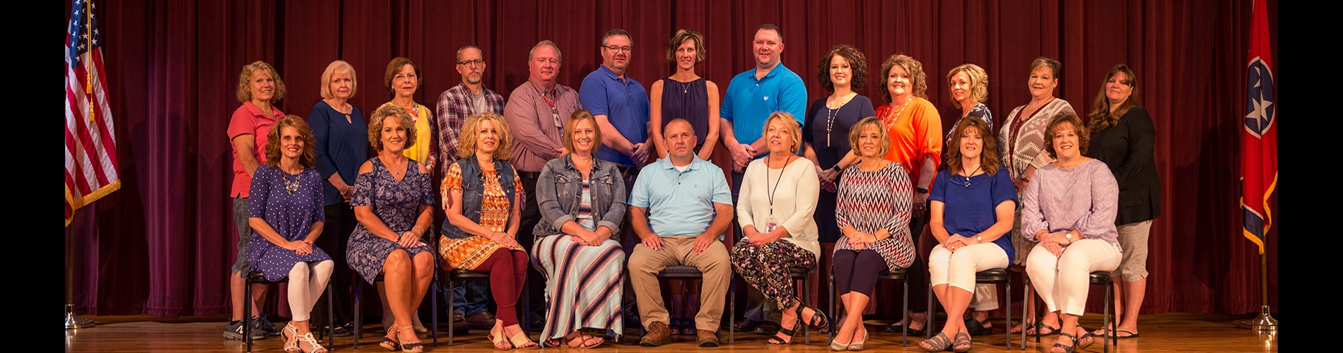 Johnson County Schools 2019-20 Central Office Staff